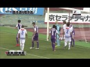 J 2 League 2016 Round 6 Kyoto Sanga vs Montedio Yamagata