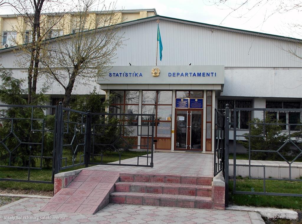 Департамент статистики, Шымкент 2019