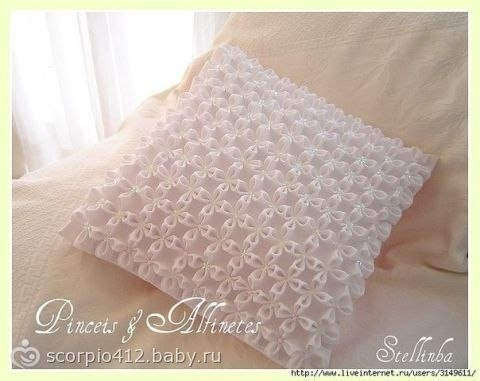 Декор подушки (6 фото)