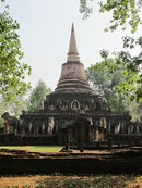 Wat Chang Lom, Си Сатчаналай