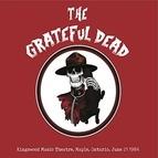 Grateful Dead альбом Kingswood Music Theatre, Maple, Ontario, June 21 1984