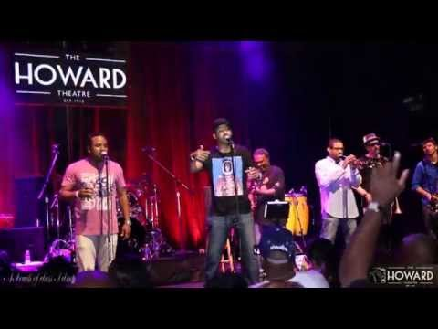 Vybe Band Howard Theater 82914