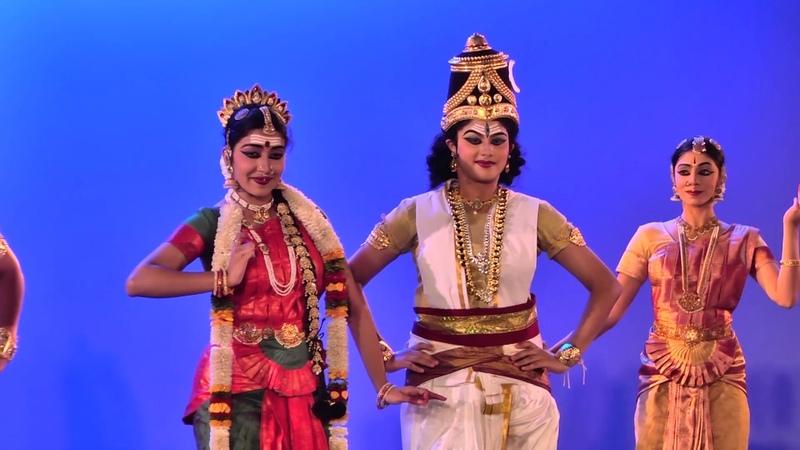 Anitha Guha   Ambujam Krishna   Bharathanjali   Kshetrambuja Mala   Teaser