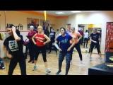 Танцевальная разминка с Татьяной Овчинниковой