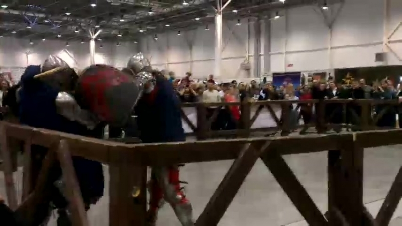 Вызов (2017) Стальная Братина VS СБРОДЪ - Сход 1 - Ракурс 3