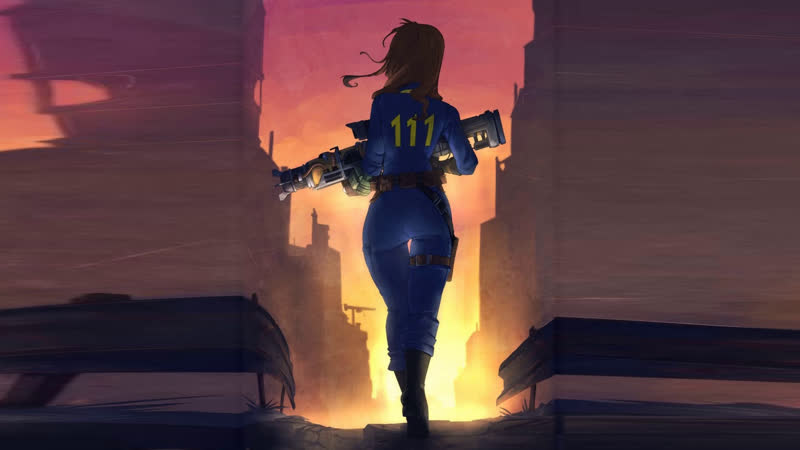Fallout 4 - ВЫЖИВАНИЕ