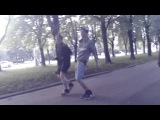 russian SWAG people - ordinary day