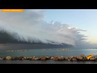 Действительно огромное облако