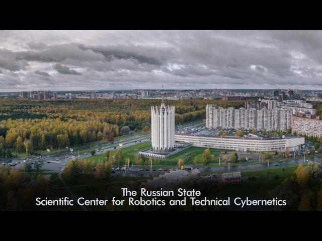 ЦНИИ робототехники | Санкт-Петербург с дрона