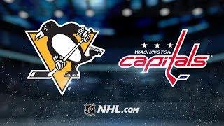 Pittsburgh Penguins vs Washington Capitals | Nov.07, 2018 | Game Highlights | NHL 2018/19 | Обзор