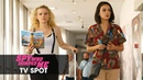 "The Spy Who Dumped Me (2018) Official TV Spot ""Basic"" - Mila Kunis, Kate McKinnon, Sam Heughan"