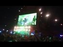 концерт Агата Кристи на Фан зоне в Ростове-на-Дону 14.07.18 сказочная тайга