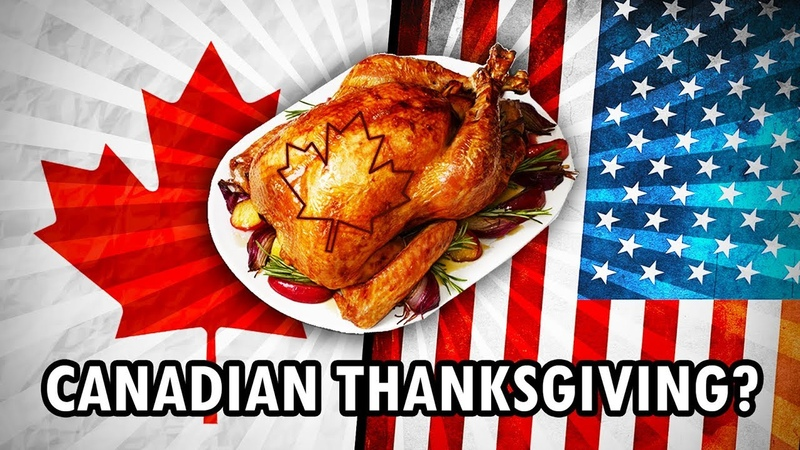 Why Canadians Get Their Own Thanksgiving | Cool History