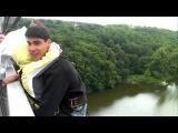 Маша 8 лет !!! Rope Jumping Tandem(прыжок с моста). г. Житомир by Slobodian Maksim