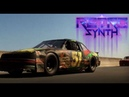 BELARIDE - Fire Tire - Synthwave, Outrun 2017 - Days Of Thunder