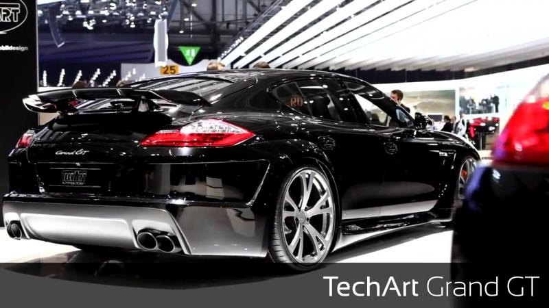 Geneva 2011 Лучшие автомобили мира (Motorshow)