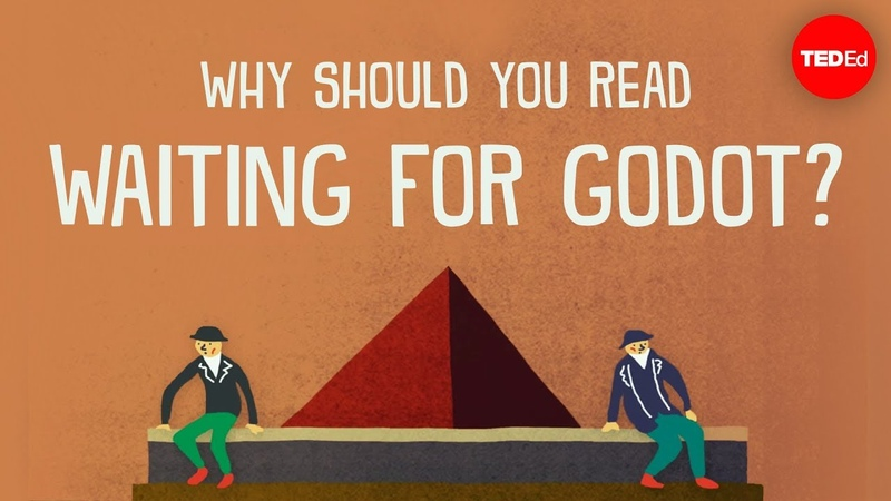 Why should you read Waiting For Godot? - Iseult Gillespie