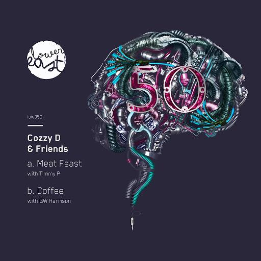 Cozzy D альбом Cozzy D & Friends