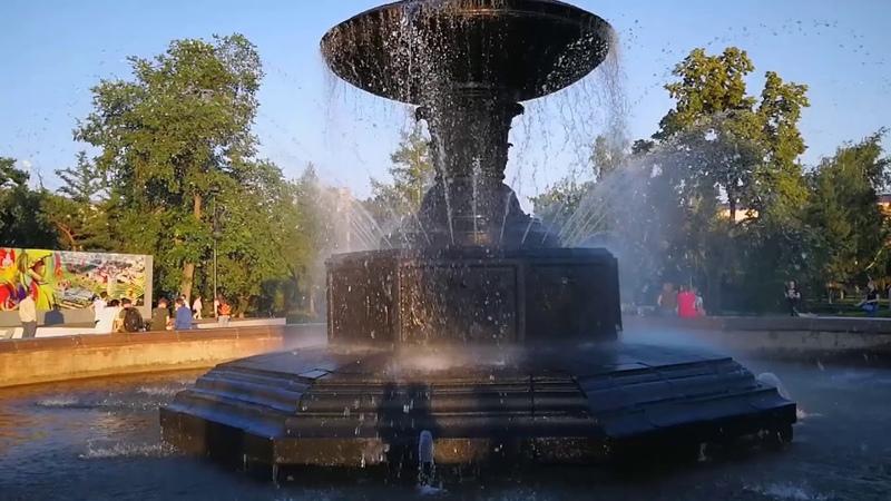 Настя фонтан слоу мо