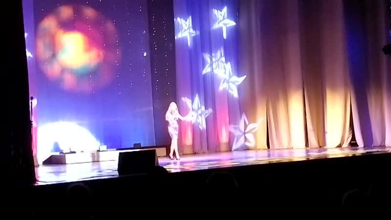 Гала-концерт II Международного много жанрового фестивалях конкурса исполнительского мастерства Радуга над Кокшагой