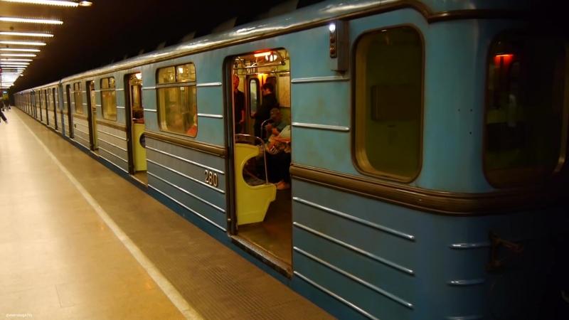 Budapest Metro [Budapesti Metró] (Ев3 / Ev3) - vk.com/hwgpub