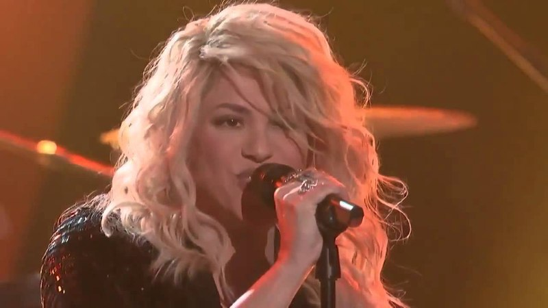 Come Together HD- shakira, Usher, Adam Levine, Blake Shelton