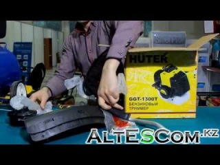Видеообзор: Бензиновый триммер HUTER GGT-1300T