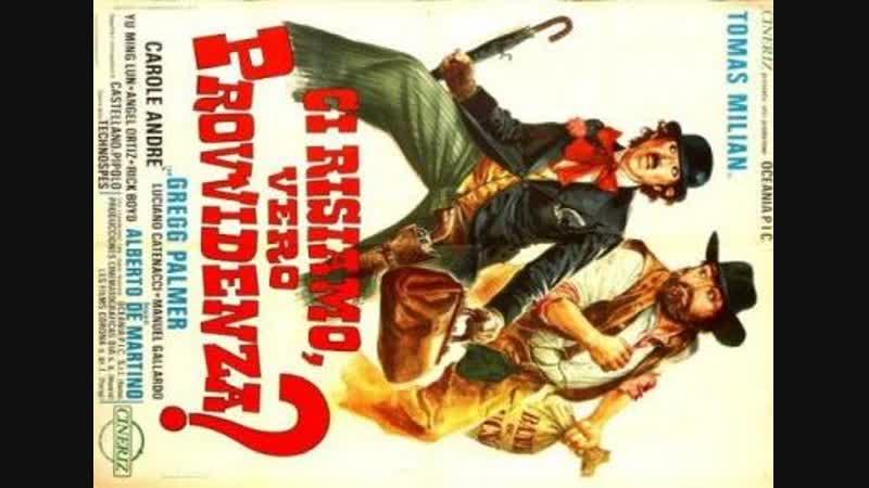 Ci risiamo, vero Provvidenza (El Bruto el listo y el Capitan) (1973) (Español)