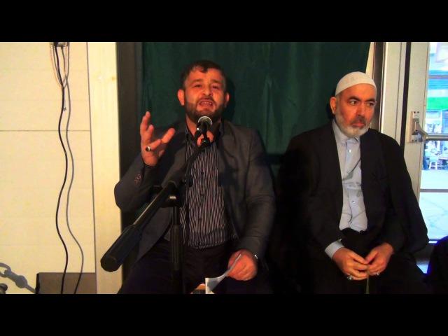 Seyyid Aga Rashid - Imam Hesen (a) haqqda xutbe 2014
