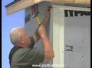 Монтаж винилового сайдинга - установка аксессуаров