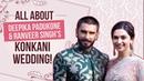 Deepika Padukone and Ranveer Singh Wedding Roundup of DeepVeer's Konkani Wedding
