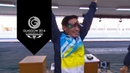 India's Jitu Rai takes Gold 50m Pistol Men's Final Day 5 XX Commonwealth Games