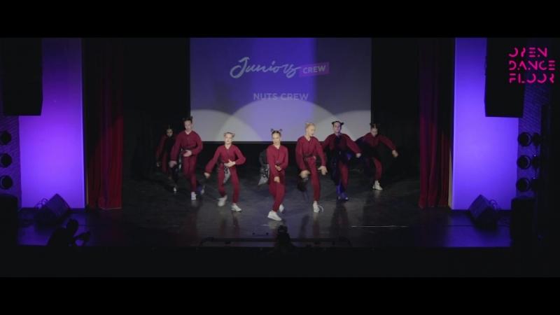 OPEN DANCE FLOOR | CREW JUNIORS | NUTS CREW