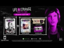 Трейлер Deluxe-издание игры Life is Strange: Before the Storm!