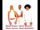 Rimini Project - Movin' Around (Album Version / Radio Edit)(2001')