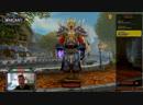 Познаем мир Warcrafta качаем вара танка