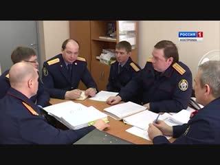 В Костромской области передано в суд дело об убийстве несовершеннолетней