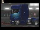 49 - Euro Truck Simulator 2 - Ольга Дальнобоищик - Прикупила гараж в Дании!