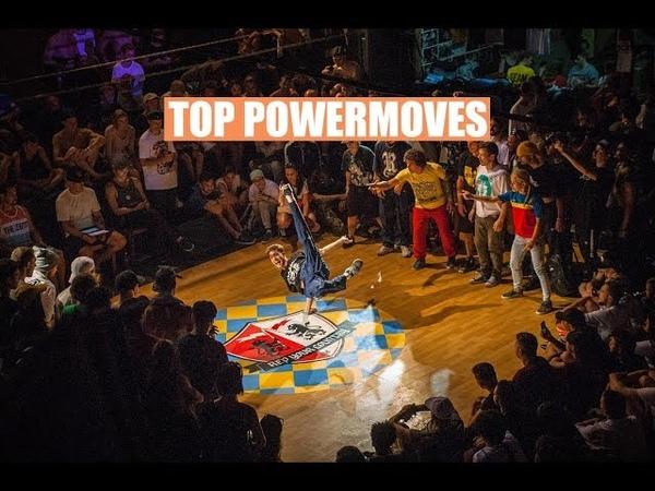 Top Powermoves | OUTBREAK EUROPE 2018
