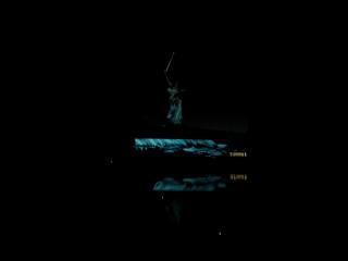Лазерное шоу на главной высоте нашего города