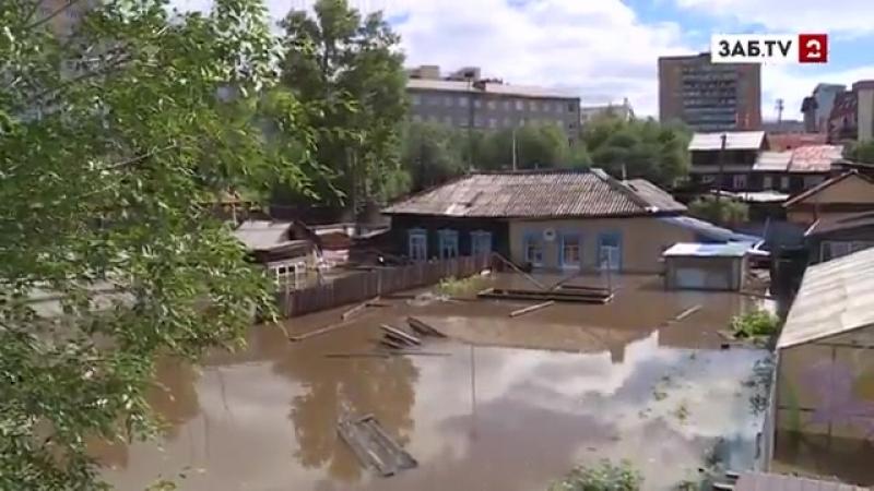 Население Забайкальского края считает, что правдивая информация о наводнении намеренно скрывается от народа. УФСБ угрожает журна