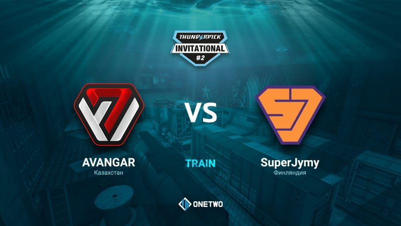 Thunderpick Invitational 2 AVANGAR vs SuperJymy BO1 by Afor1zm