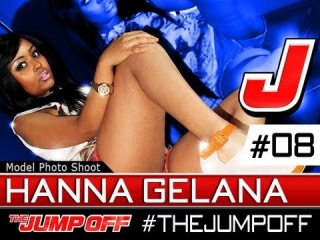 MODEL: Hanna Gelana: Live Model Photoshoot  - TheJumpOff 2012 [WK0 8]