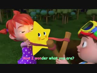 Twinkle Twinkle Little Star _ CoCoMelon Nursery Rhymes Kids Songs
