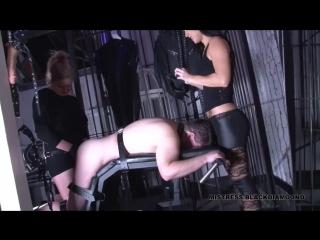 Mistress chanel heel fuck [ mistress leather femdom anal facesitting strap on latex fetish bdsm bondage hardcore]