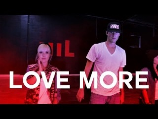 Chris Brown - Love More - Choreography by Nika Kljun & Sonny Fredie Pedersen