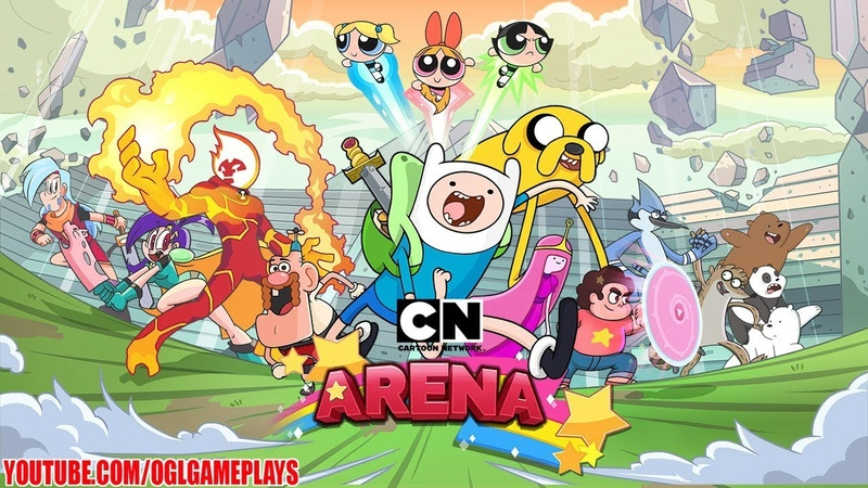Cartoon Network Arena Android/iOS Gameplay