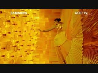 Реклама Samsung QLED TV 2018 - Так выглядит совершенство
