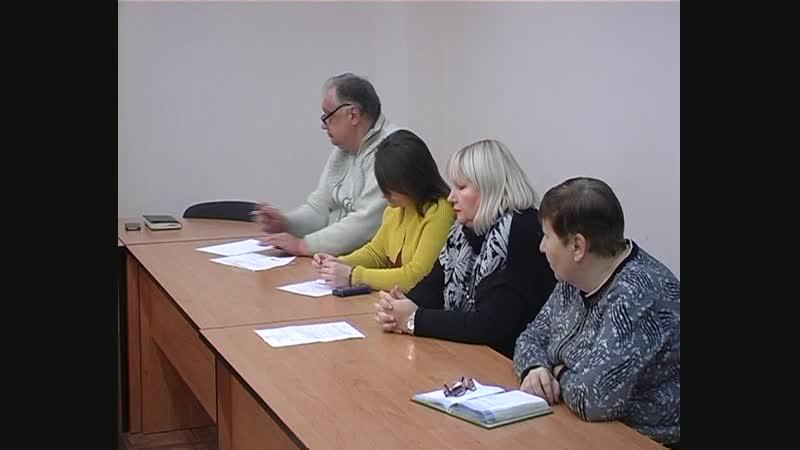 В администрации Старобешевского района состоялось совещание по вопросу водоснабжения г Комсомольское