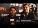 Gennady Golovkin says usually after the first round he can tell if his opponent is on his level.